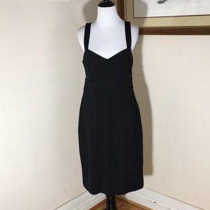 Banana Republic black dress. Size 10